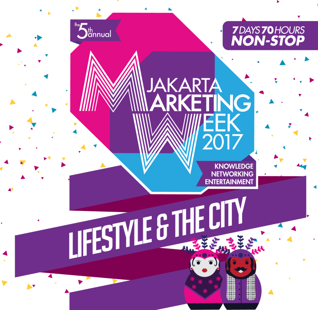Jakarta Marketing Week 2017