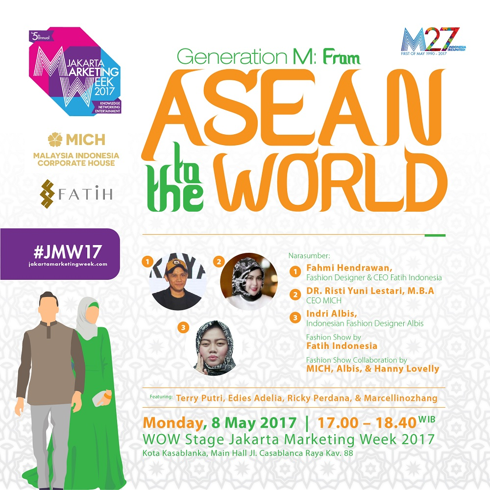 Generation M From Asean to The World